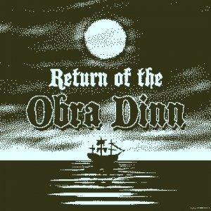 Return of the Obra Dinn per PlayStation 4