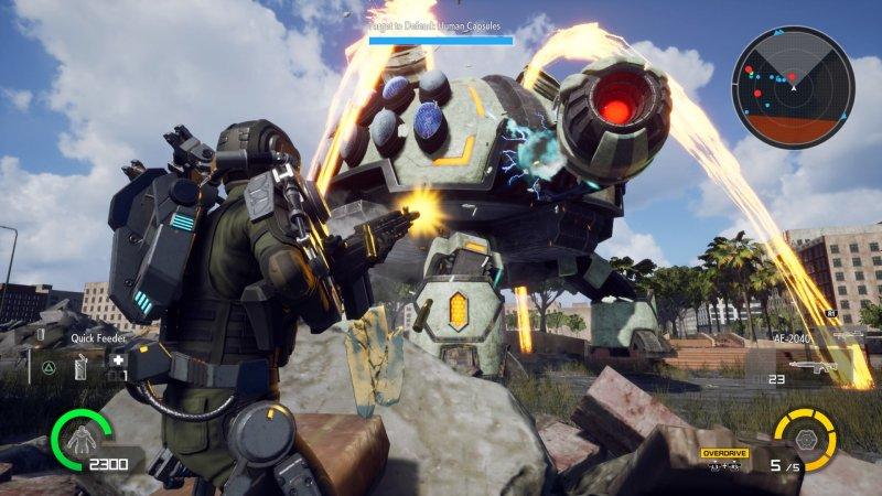 Earth Defense Force Iron Rain 7