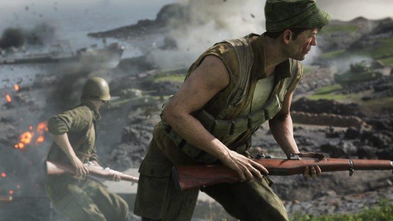 Battlefield 5 Guerra Nel Pacifico 00001