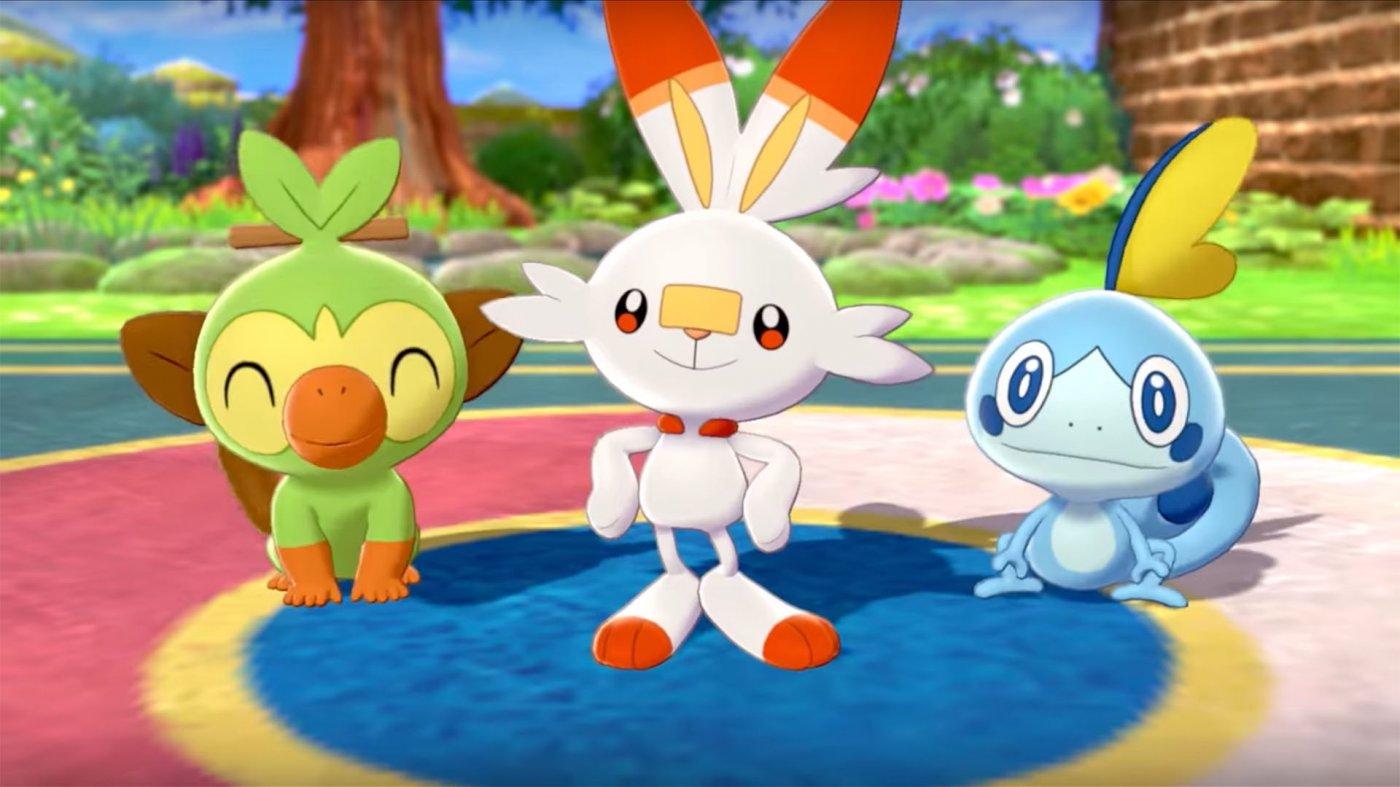 Pokemon Spada E Scudo In Testa Alle Vendite In Giappone A Dicembre