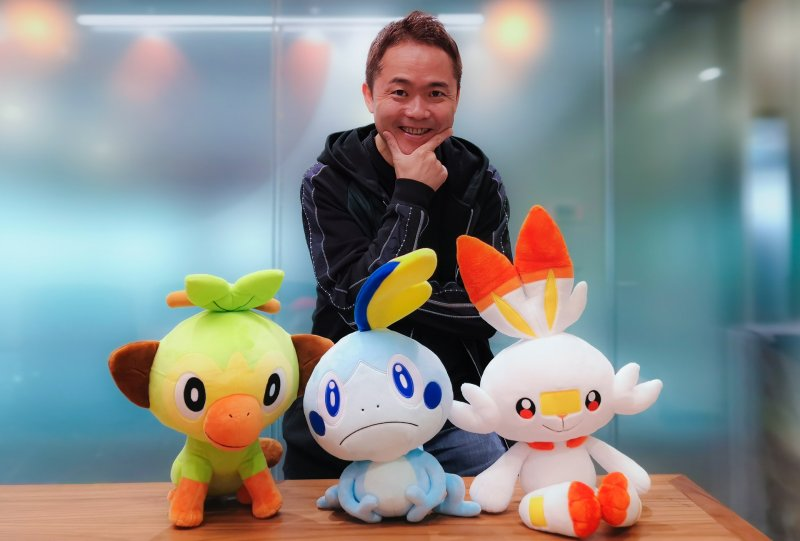 Pokemon Spada Scudo Intervista Masuda Gameplay Ita Video Immagine 1