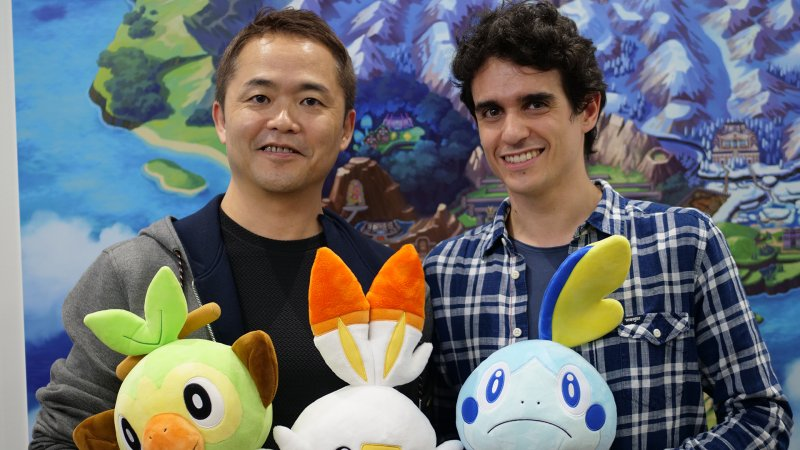 Pokemon Spada Scudo Intervista Masuda Gameplay Ita Video Immagine 2