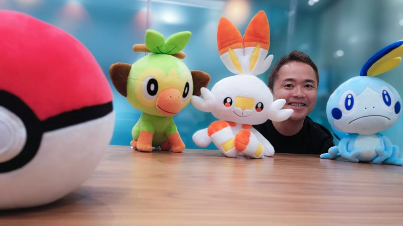 Pokemon Spada Scudo Intervista Masuda Gameplay Ita Video Immagine