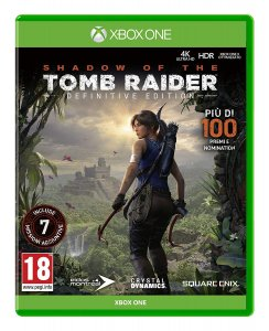 Shadow of the Tomb Raider: Definitive Edition per Xbox One