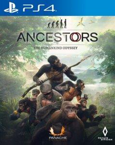 Ancestors: The Humankind Odyssey per PlayStation 4