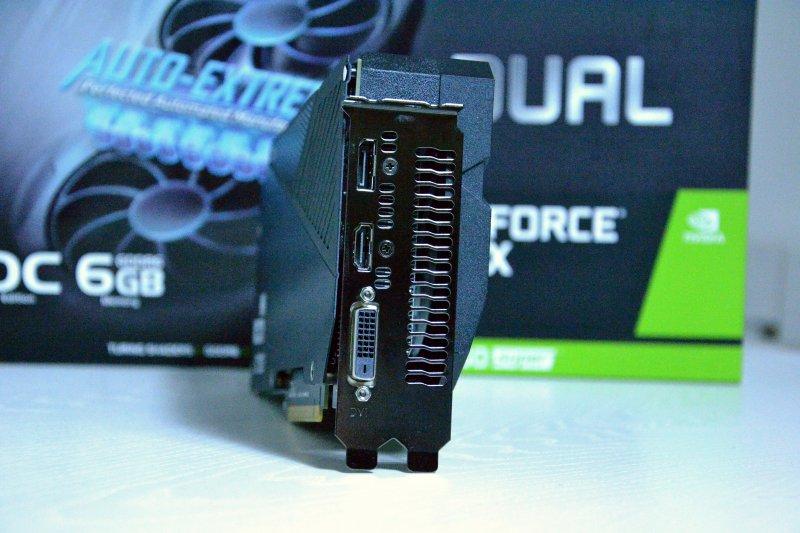 Asus Dual Geforce Gtx 1660 Super Evo 5