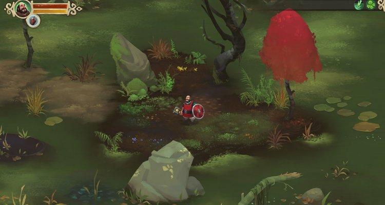 Yaga: The Roleplaying Folktale disponibile su PC e console, trailer di lancio