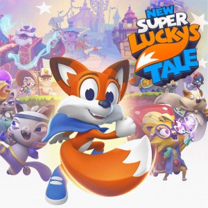 New Super Lucky's Tale per Nintendo Switch