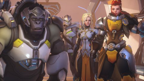 Overwatch 2, the preview of BlizzConline 2021