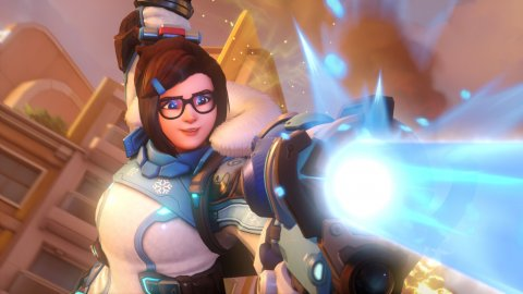 Overwatch 2: Rome and New York will inspire 2 new maps, video from BlizzCon 2021