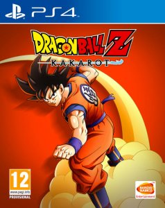 Dragon Ball Z: Kakarot per PlayStation 4