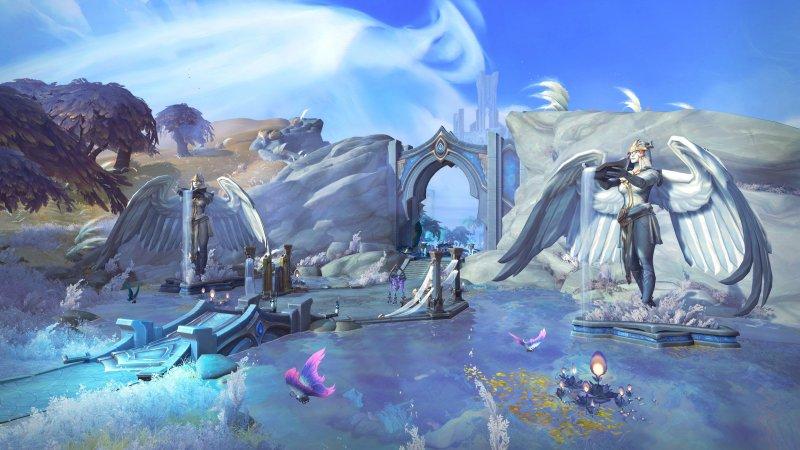World Of Warcraft Shadowlands 3
