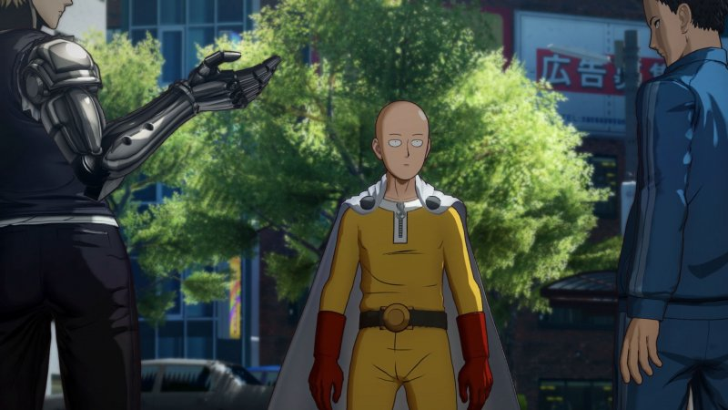 One Punch Man A Hero Nobody Knows 12