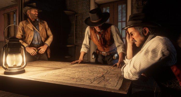 Red Dead Redemption 2, una mod consente di volare come un'aquila