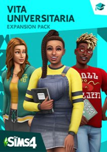 The Sims 4: Vita Universitaria per PlayStation 4