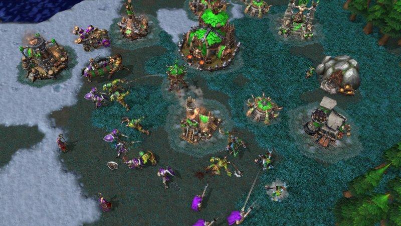 Wacraft 3 Reforged Multiplayer 2