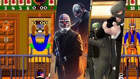 The 10 best robbery games you absolutely must try