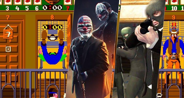 Le rapine più famose del mondo dei videogiochi