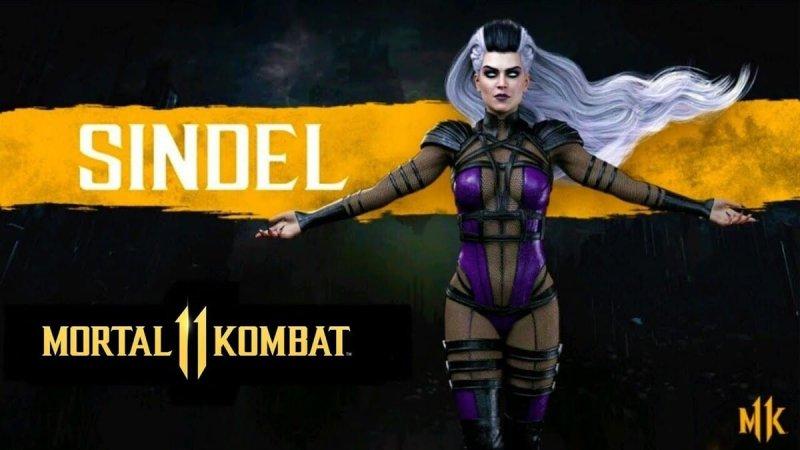Sindel The Queen