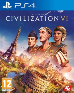 Sid Meier's Civilization VI per PlayStation 4