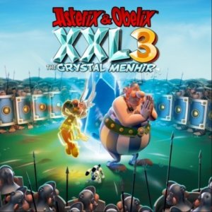 Asterix & Obelix XXL 3: The Crystal Menhir per PlayStation 4