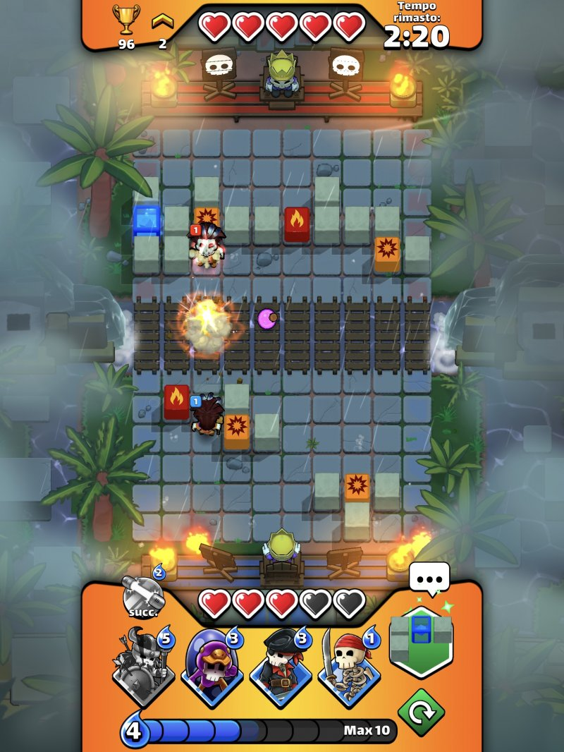 Magic Brick Wars 6