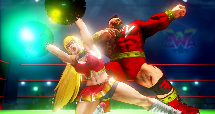 Street Fighter: pare che Capcom paghi Ba …