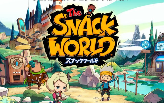 Snack World: Esploratori di Dungeon - Gold