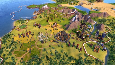 PS Plus: Civilization 6 is free on PS Store JP, is it one of the games of April?