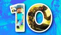 I 10 giochi più importanti del decennio