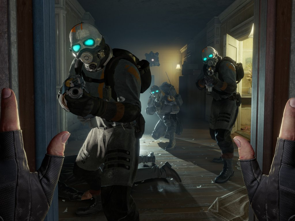 Half-Life: Alyx is the game the world needed to understand VR