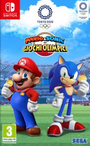 Mario & Sonic ai Giochi Olimpici di Tokyo 2020 per Nintendo Switch