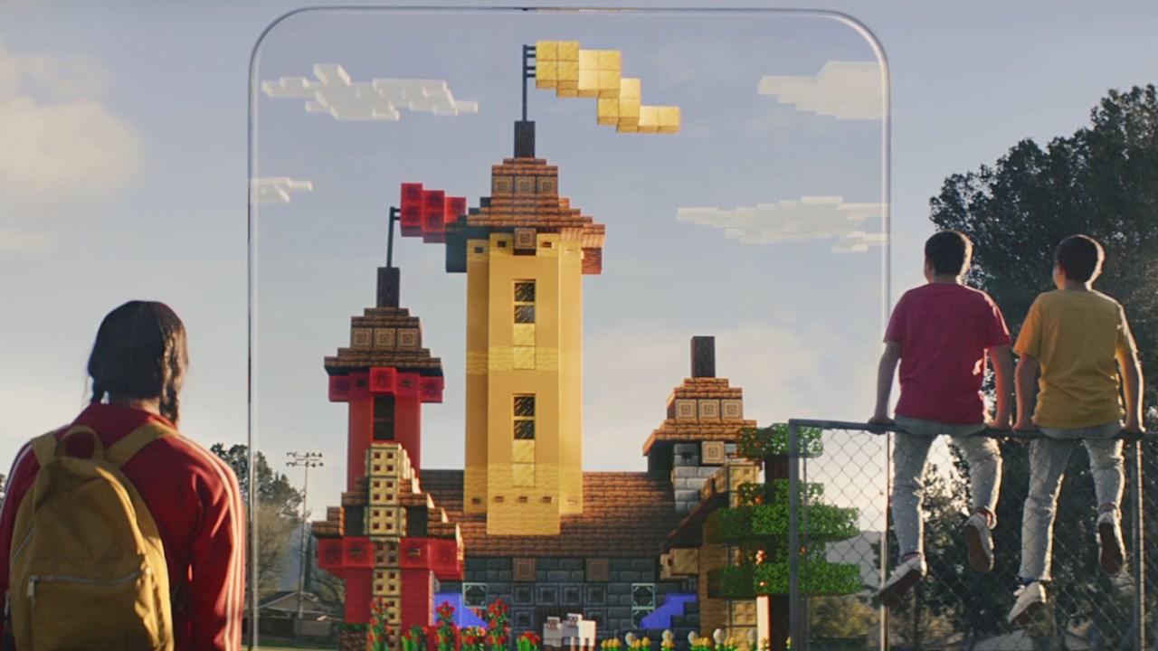 Minecraft Earth Provato In Versione Accesso Anticipato Multiplayer It