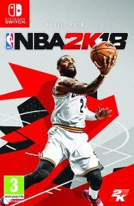 NBA 2K18 per Nintendo Switch