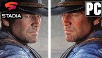Red Dead Redemption 2: Google Stadia VS PC