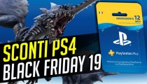 PS4, Black Friday 2019: i giochi da comprare su PlayStation Store