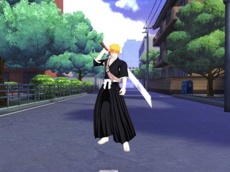 Bleach Mobile 3D 3