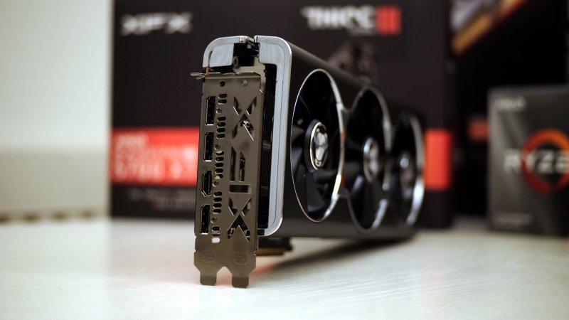 Xfx Radeon Rx 5700 Xt Thicc Iii Ultra 3