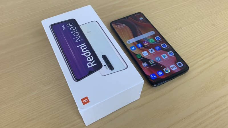 Redmi Note 8 Pro 5