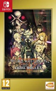 Sword Art Online: Fatal Bullet per Nintendo Switch