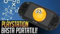 Sony: basta con PlayStation portatili come PSP e Vita