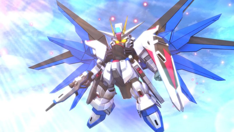 Sd Gundam G Generation Cross Rays 4