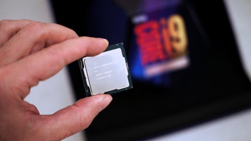 Intel Core I9 9900Ks 4