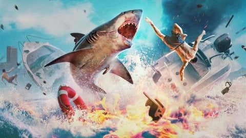 The best shark games for PC, console, iOS and Android