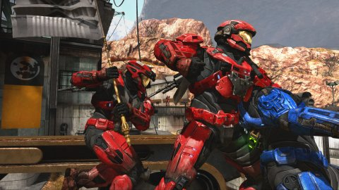 Halo 3 from the Master Chief Collection will receive a new map from Halo 2