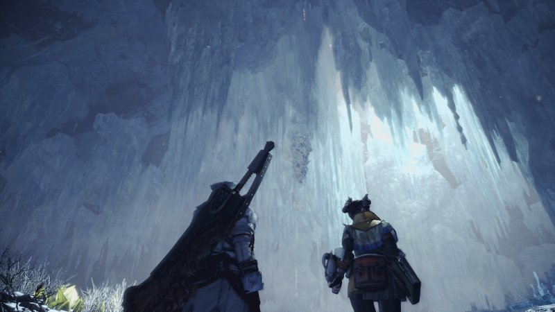 Monster Hunter World Iceborne Gets New Tundra Region Stygian Zinogre 2