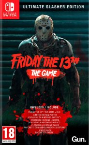Friday the 13th: The Game per Nintendo Switch