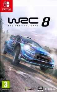 WRC 8 per Nintendo Switch