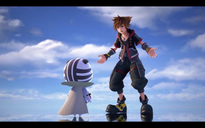 Kingdom Hearts 3 Remind Dlc 4