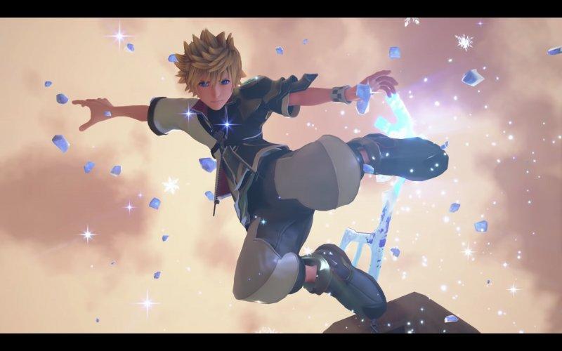 Kingdom Hearts 3 Remind Dlc 7